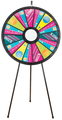 15-30 Big Floor Stand Prize Wheel 40""