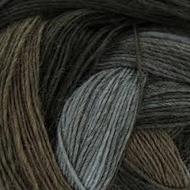 Schoppel- Zauberball - Dark brown and Grey #2137