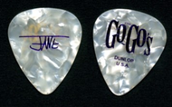 Limited Edition - Jane Wiedlin guitar pick
