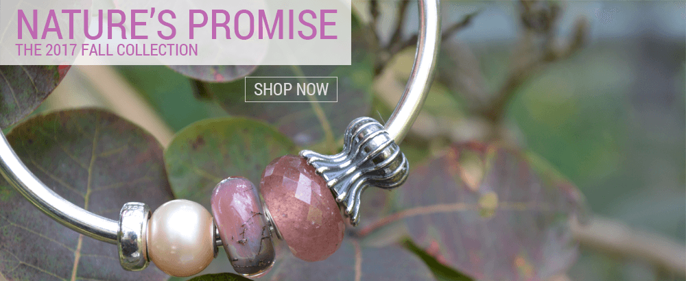 Trollbeads Fall Release Nature's Promise
