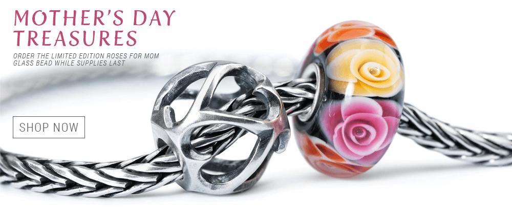 Trollbeads Mother Day Bead