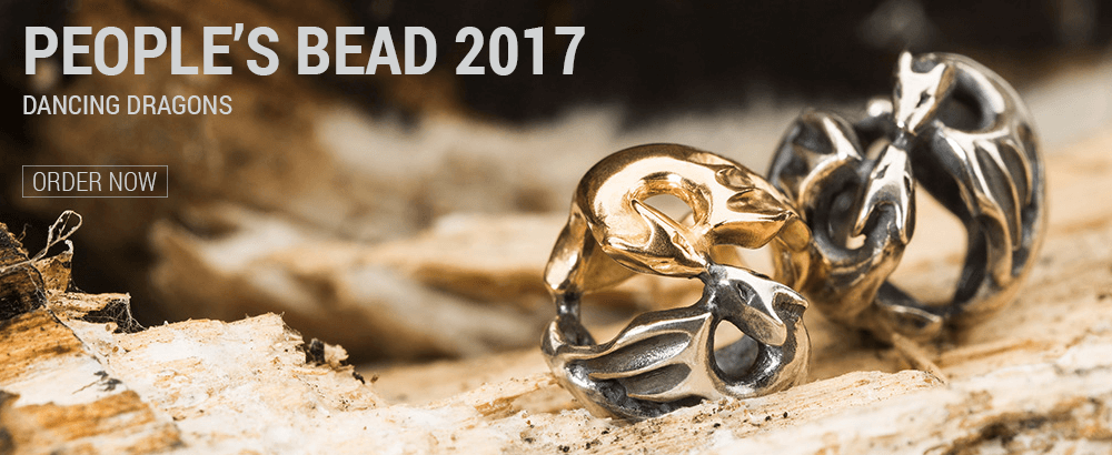 Trollbeads People's Bead