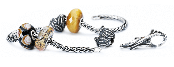 Trollbeads Silver Charms $56