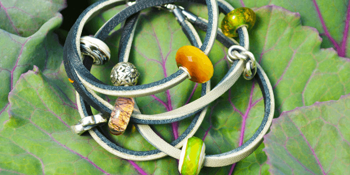 Trollbeads New Glass Beads