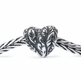 Trollbeads Leaves of Love on Chain