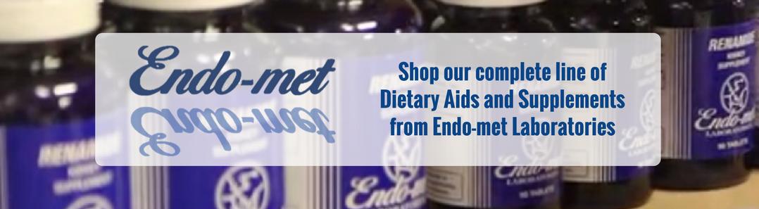 Shop Endo-met Supplements