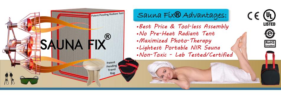 Sauna Fix Advantages
