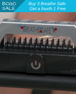 Buy 3 Breathe Safe, Get a fourth one free
