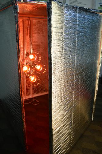 SaunaFix and Enclosure