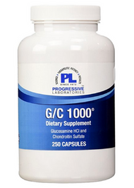 Progressive Labs G/C 1000 (250 Capsules) at Go Healthy Next