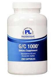 Progressive Labs G/C 1000 (250 Capsules) at GoHealthyNext