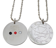 Quantum Scalar Pendant, with Germanium, FIR, Ion balls