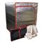 Sauna Radiant Tent, portable storage bag, and organic bamboo fleece included with the Sauna Fix® Ultimate Bundle 110 V International