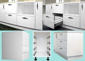 base drawer cabinets