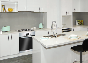 A kitchen with all our accessories.