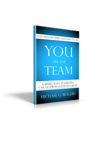You Are the Team Cover