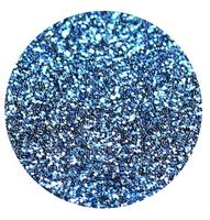 Old Blue Glitter Vinyl Sheet Heat Transfer