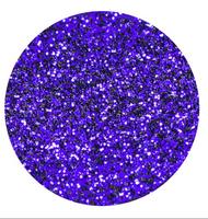 Dark Purple Glitter Vinyl Sheet