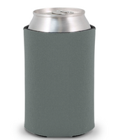 Charcoal - Plain Koozie or Can cooler