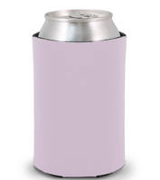 Lilac - Plain Koozie or Can cooler