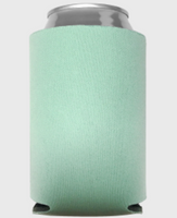 Mint - Plain Koozie or Can cooler