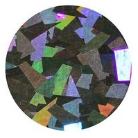 Silver big flakes - Hologram Vinyl Sheet