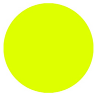 Neon Yellow PU - Pro Vinyl Sheet
