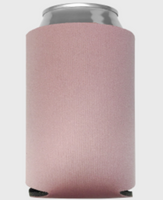 Dusty Rose - Plain Koozie or Can cooler