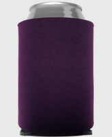 EggPlant - Plain Koozie or Can cooler