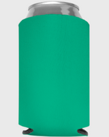 Emerald - Plain Koozie or Can cooler