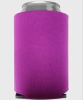 RaspBerry - Plain Koozie or Can cooler