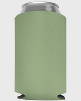 Sage - Plain Koozie or Can cooler