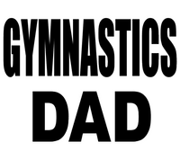 Gymnastics DAD custom Vinyl Transfer (White)