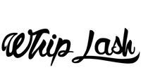 Whip Lash(Silver glitter)(10x2.75)- Salon & Boutique(purple)(4.5x.75) - custom Vinyl Transfer