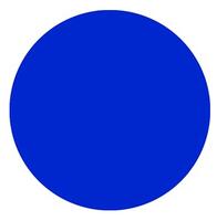 Royal Blue PVC 09 - PVC Vinyl Sheet