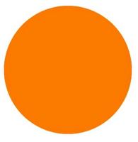 Orange PVC 11 - PVC Vinyl Sheet