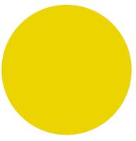 Lemon Yellow PVC 23 - PVC Vinyl Sheet