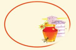 Peelable Honey Labels