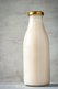 Wholesale Glass Milk Bottles - 500ml - with a choice of Gold Silver or Black Caps