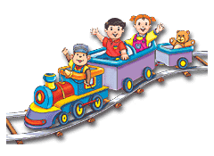 other train party items polar express little engine that could