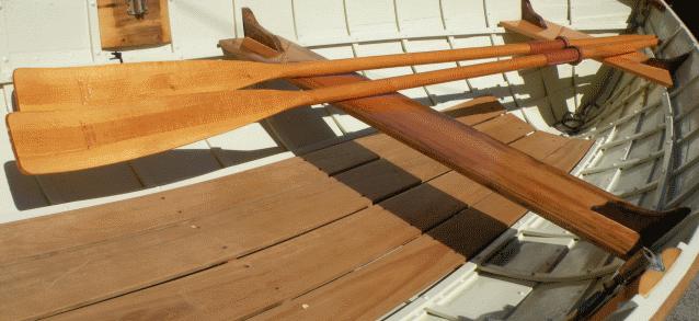 Timber Oars Australia