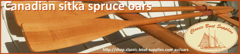 Buy wooden oars in Australia