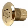 Brass Fuel Cap