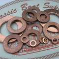 Silicon Bronze Washers