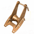 Bronze Bow Roller