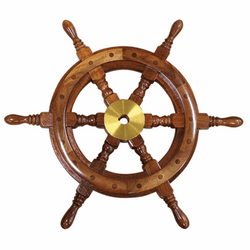 6-Spoke Ship's Wheel