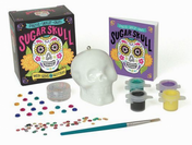 Paint Your Own Mini Sugar Skull Kit