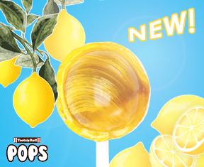 Lemon Tootsie Pops