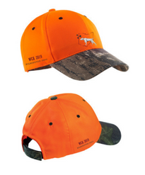 ORANGE BLAZE/MOSSY OAK