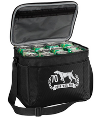 WEIM 70TH EMBROIDERED 12 CAN COOLER / LUNCH PACK